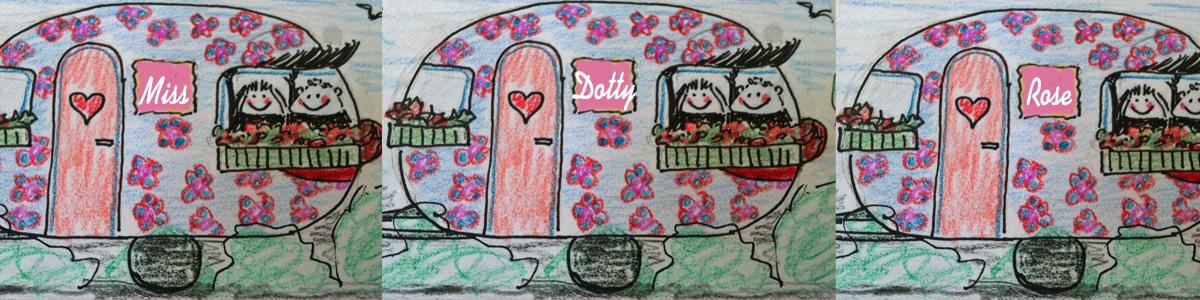 miss dotty rose. Black Bedroom Furniture Sets. Home Design Ideas